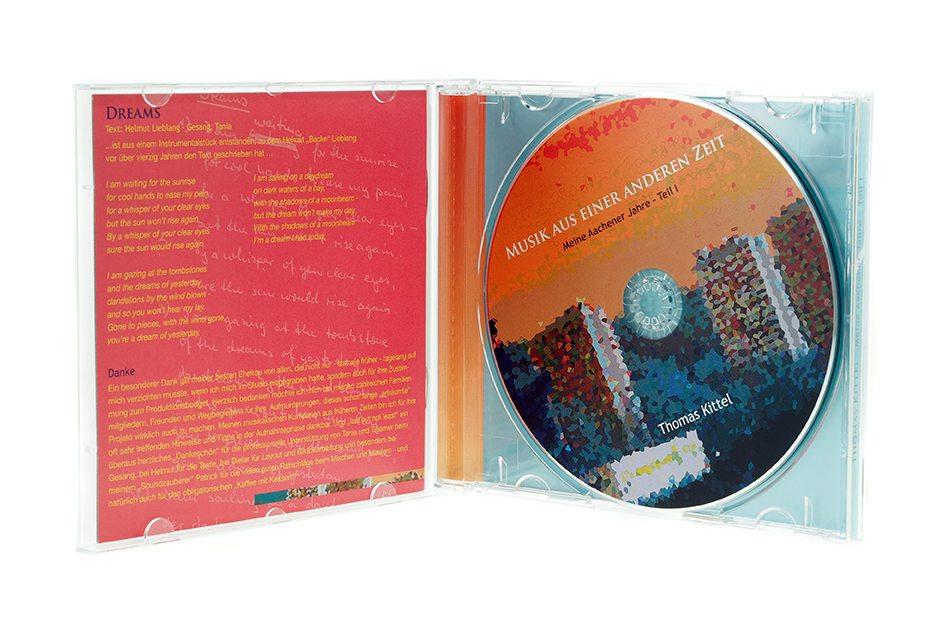 CD Jewelcase Innenansicht