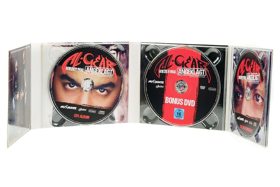 CD Digipack 8s
