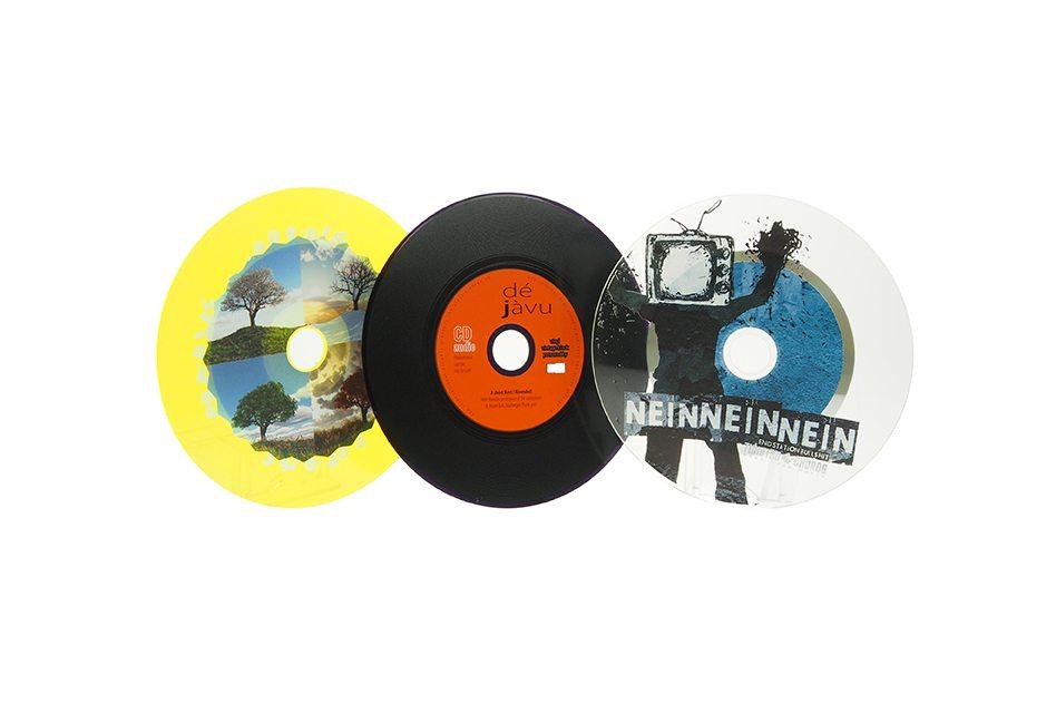 CD Pressungen