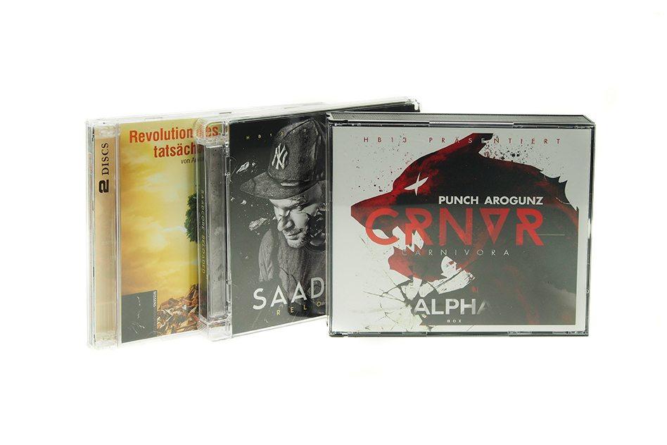 CD Verpackungen