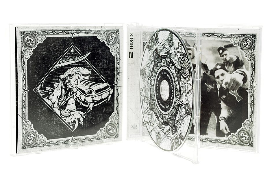 Jewelcase 2CD Innenansicht