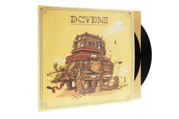 Vinyl Klappcover