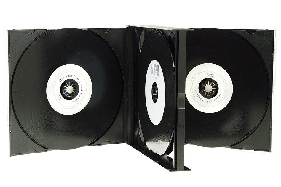 CD Multibox Innenansicht
