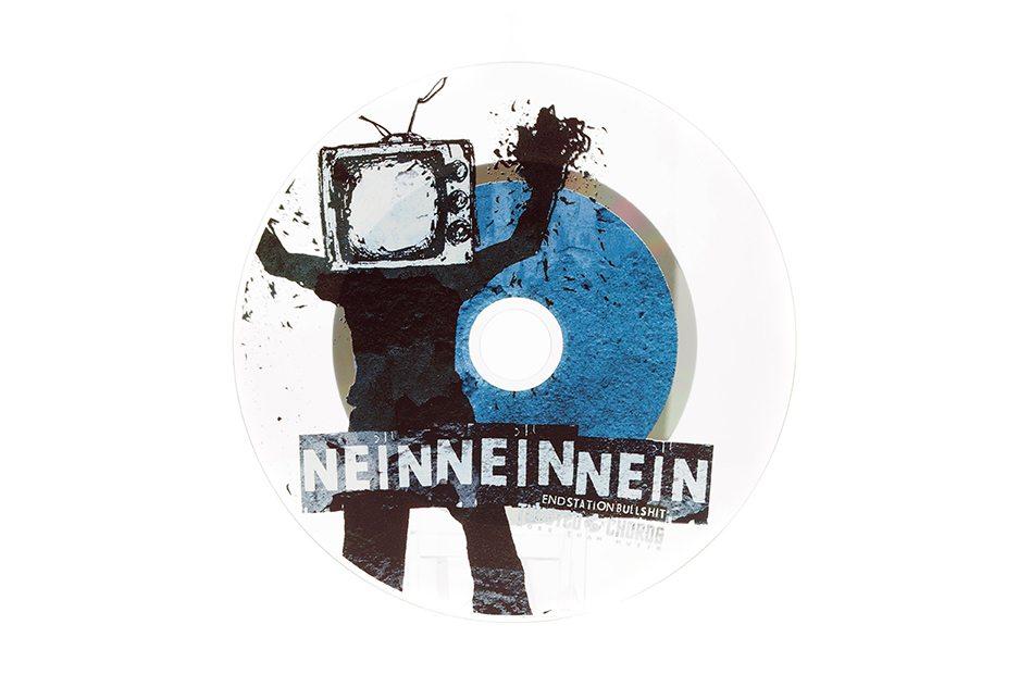 CD Label transparent